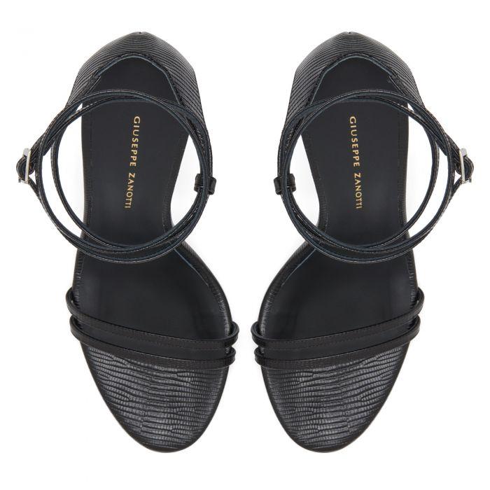 CATIA - Black - Sandals