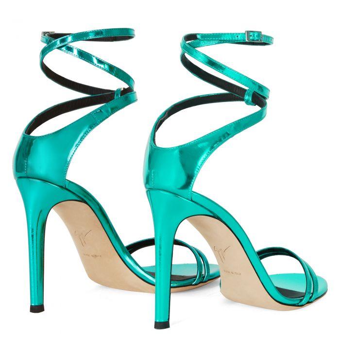 CATIA - Blue - Sandals