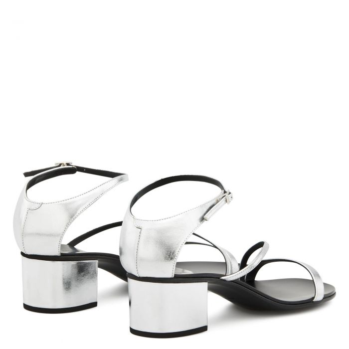 ROCHELLE - Silver - Flats