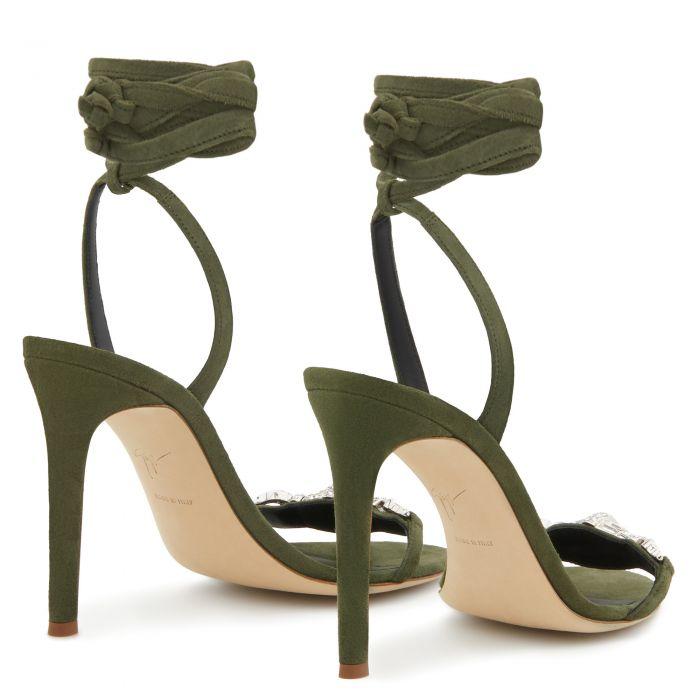 THAIS - Vert - Sandales