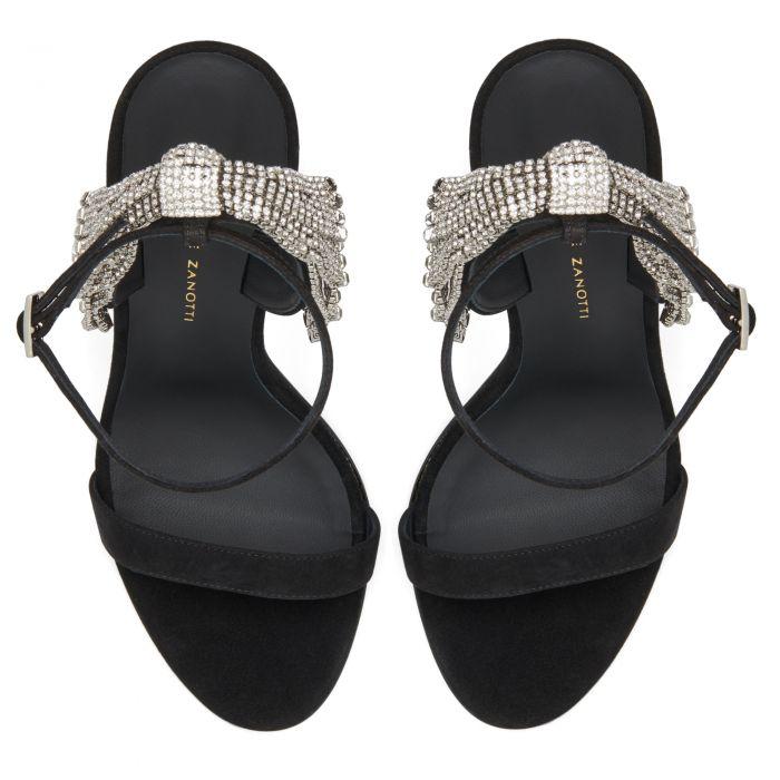 JAMILA - Black - Sandals