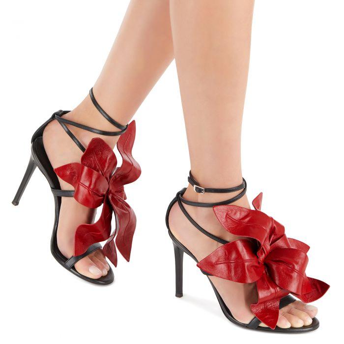 LILIUM - Red - Sandals