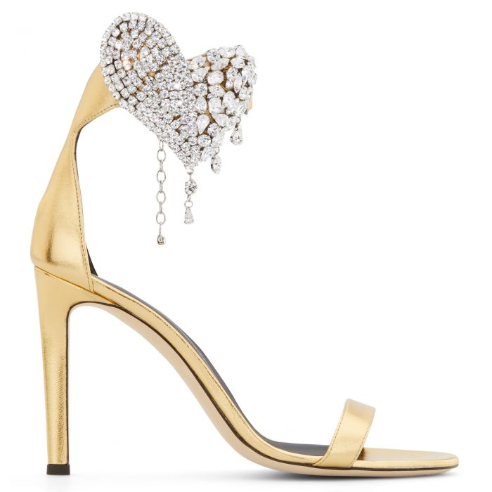 AMOUR - Gold - Sandals