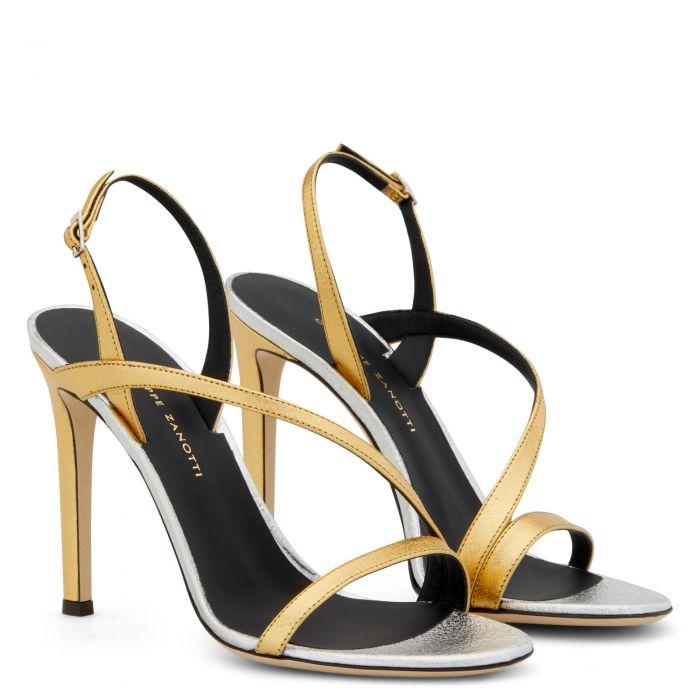 POLINA - Gold - Sandals