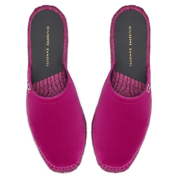LYDIE - Fuxia - Flats