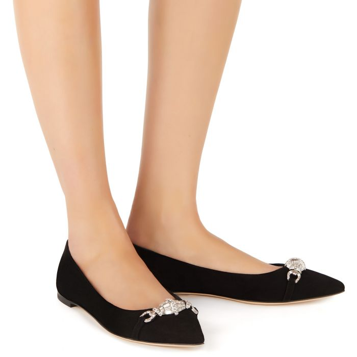 THAIS - Black - Loafers