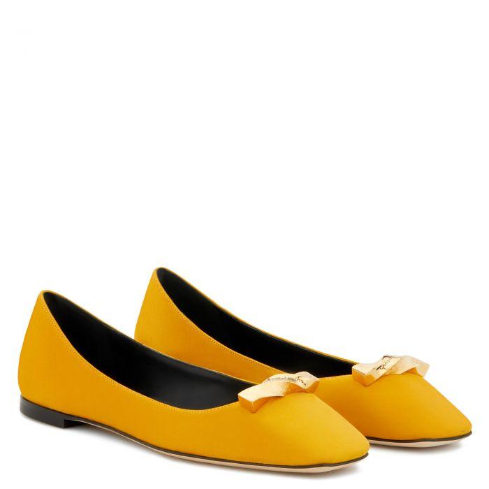 CONSUELO BALLET - Yellow - Flats