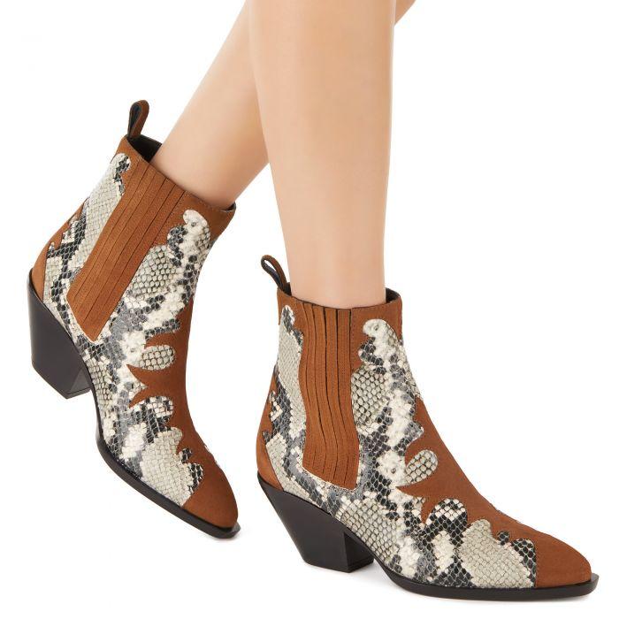 HELENA - Multicolor - Boots