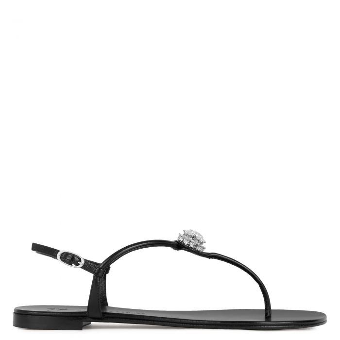 SPHERA - Schwarz - Flache Schuhe