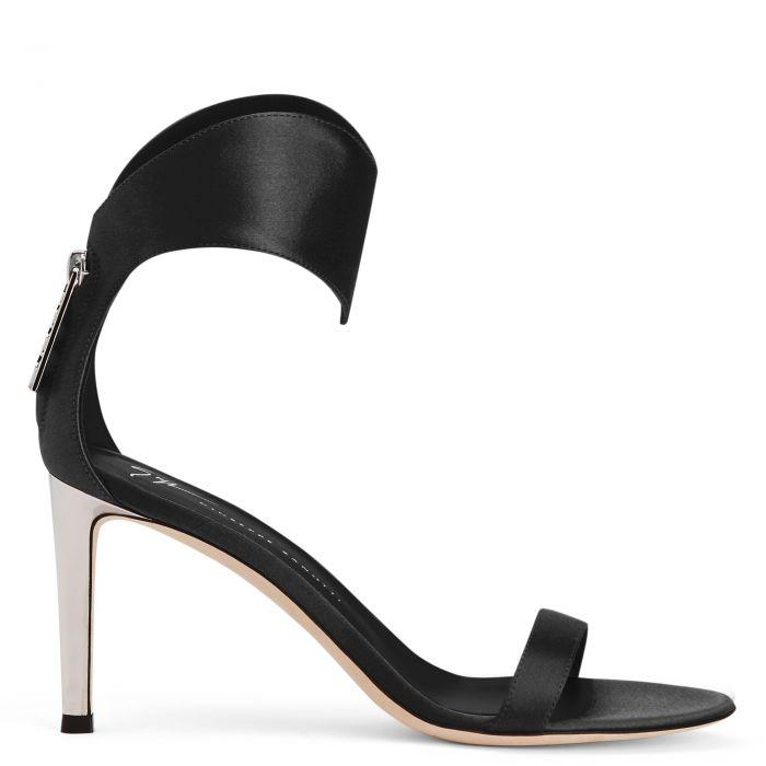 UMA - Black - Sandals