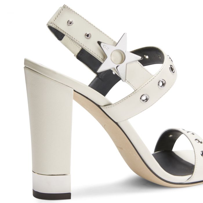 KALAMITY - Blanc - Sandales
