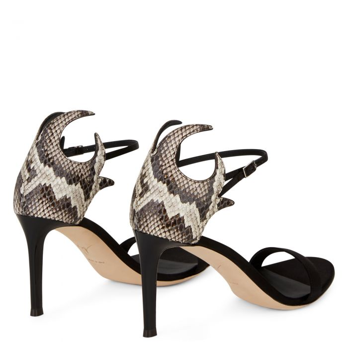 NYCO - Black - Sandals