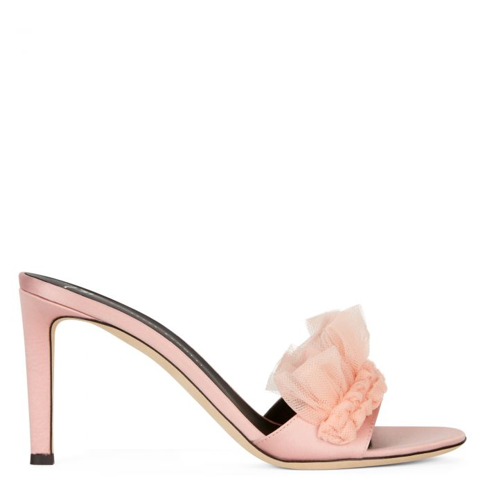 NAUSICAA MULE - Pink - Sandals