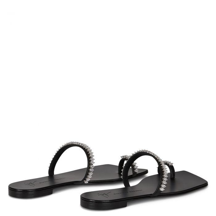 MARZIA RING - Black - Flats
