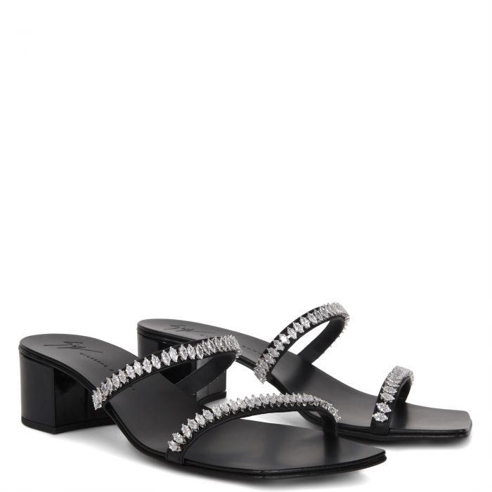 MARZIA 40 - Black - Sandals