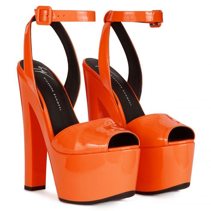TARIFA - Orange - Platforms
