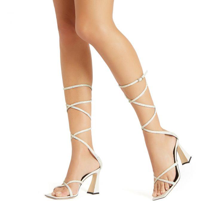 ECLISSA - White - Sandals