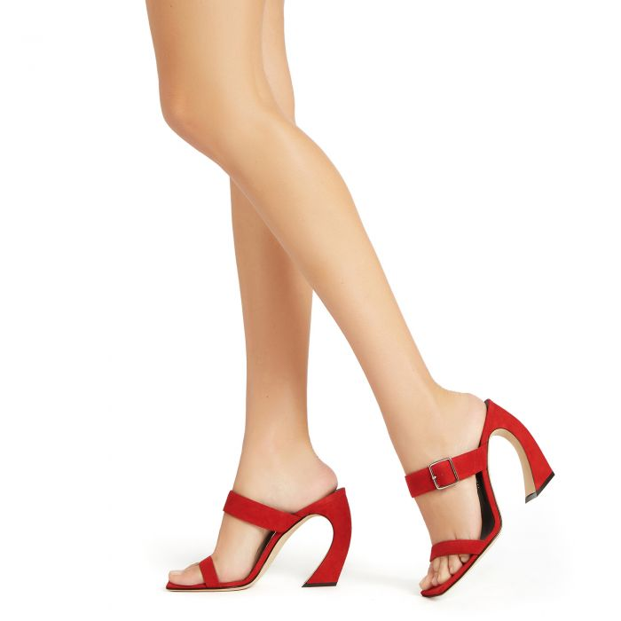 MUSA - Red - Sandals