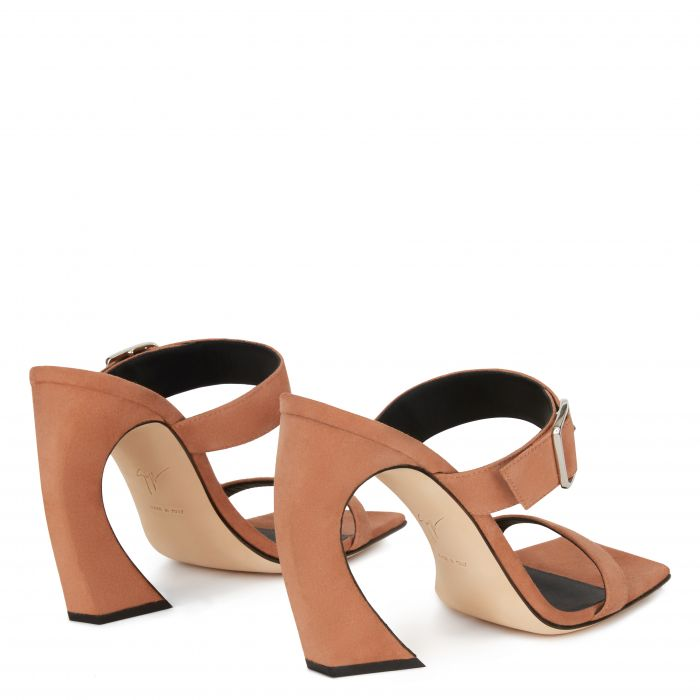 MUSA - Beige - Sandals