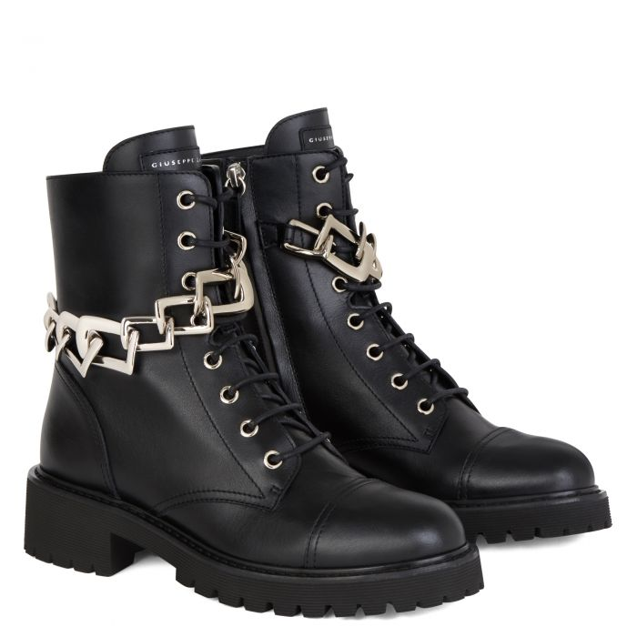 DETROIT - Black - Boots