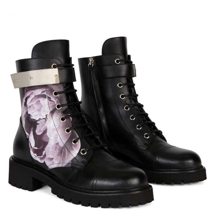 FOREVER BLOOM - Black - Boots