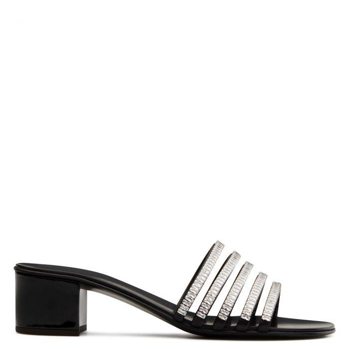 MICHELA 40 - Black - Sandals