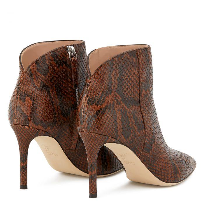 TYSHA - Brown - Boots