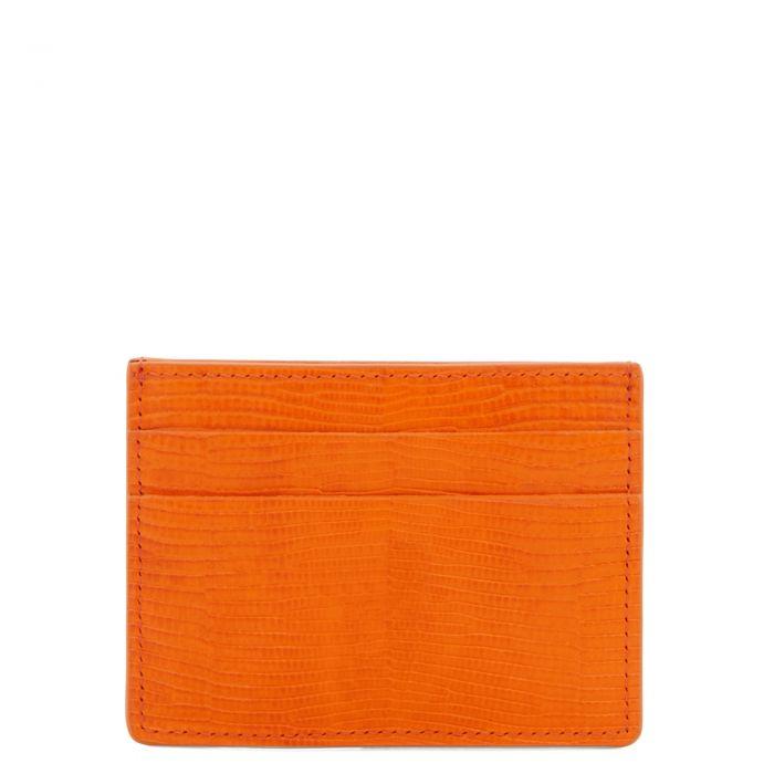 MIKI - Orange - Portefeuille