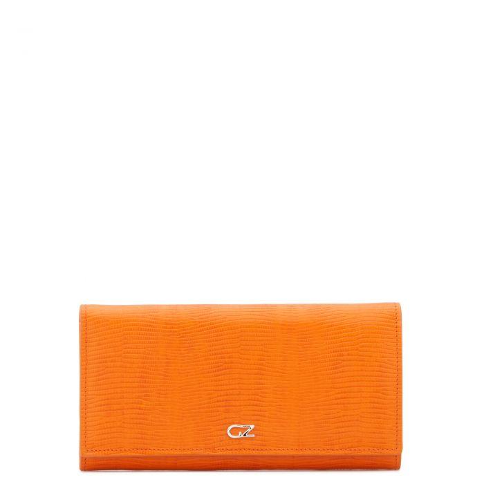 SELENE - Orange - Wallets