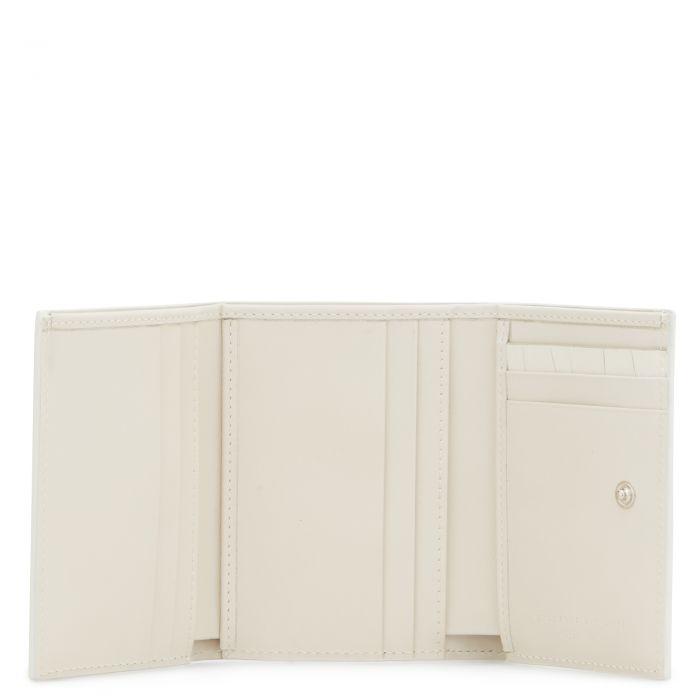 PAULA - White - Wallets