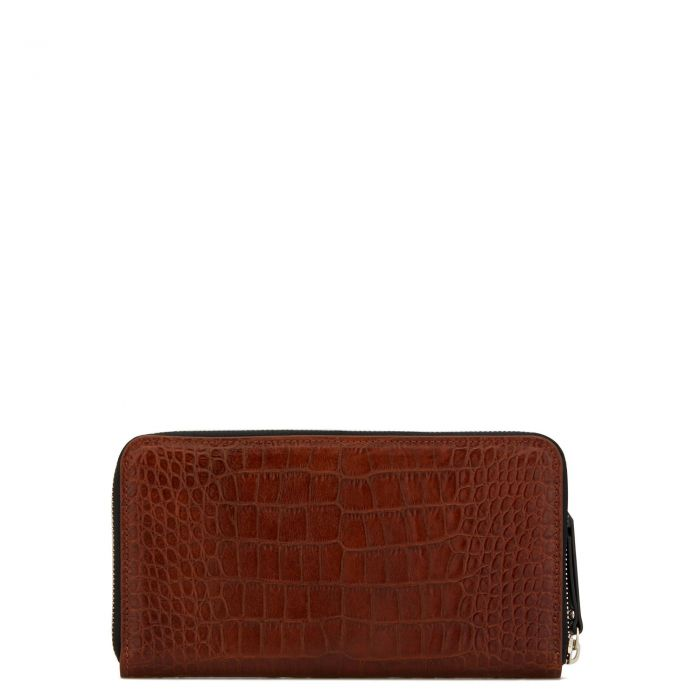 SAMUEL - Brown - Wallets