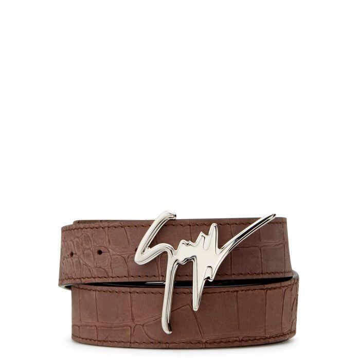 GIUSEPPE - Brown - Belts