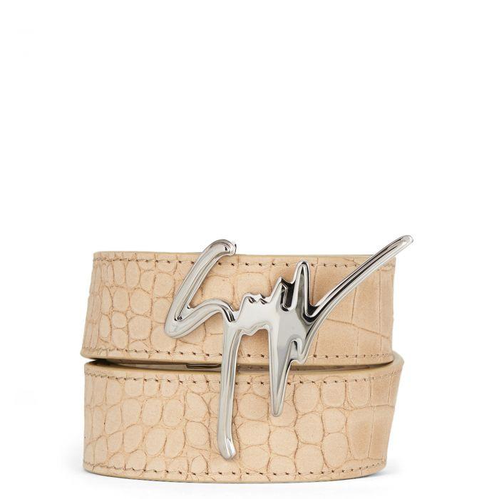 GIUSEPPE - Beige - Belts