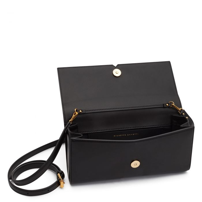 NOLA DOUBLE - Black - Clutches