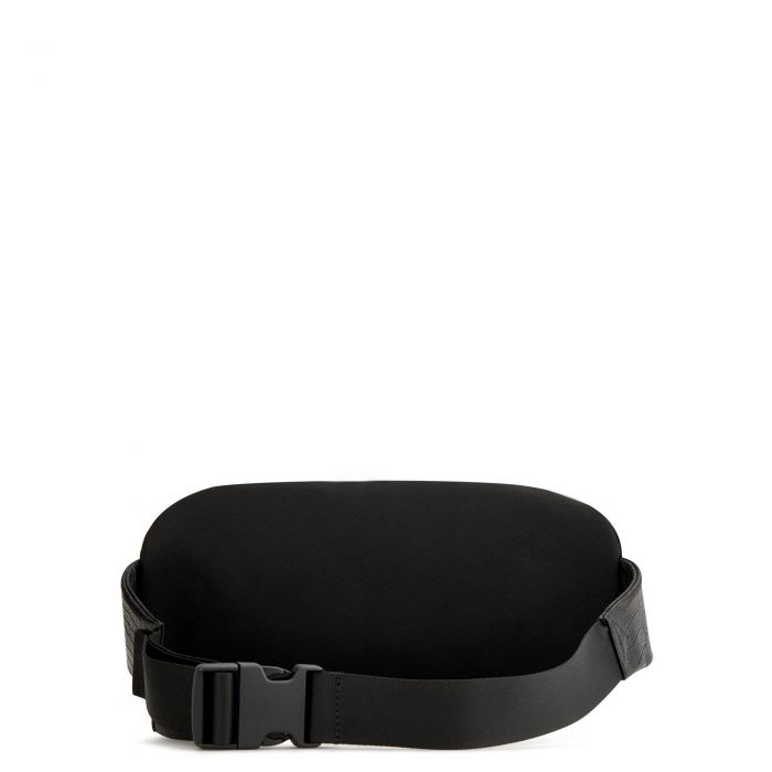 JEFFRY - Black - Belt packs