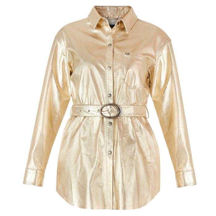 KAMILAH - Gold - Jackets