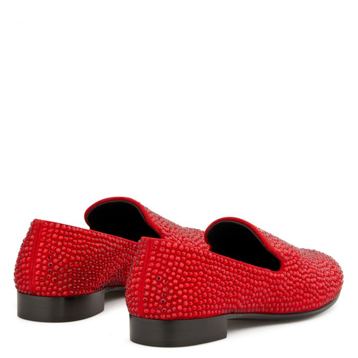 SEYMOUR - Red - Loafers