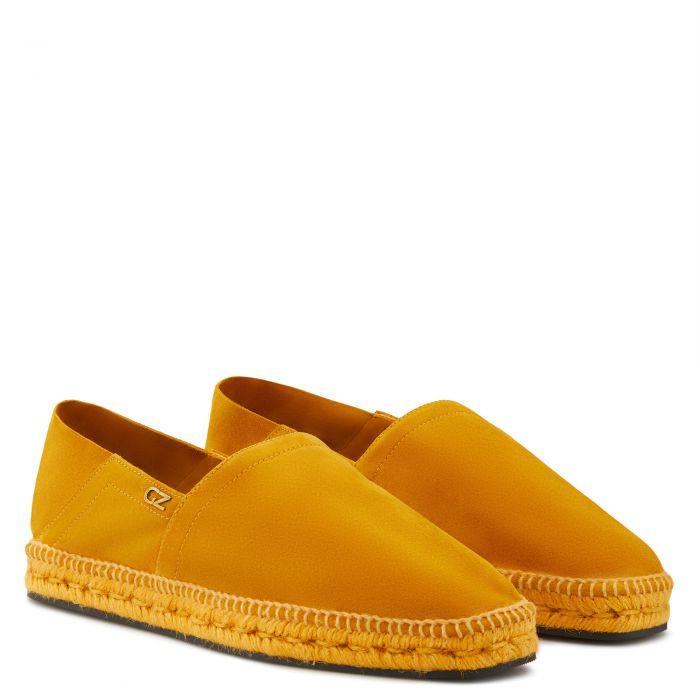 THOMAS - Yellow - Espadrilles
