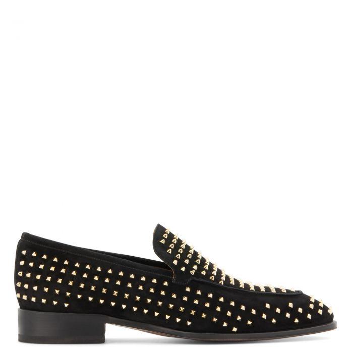 GARRISON - Black - Loafers
