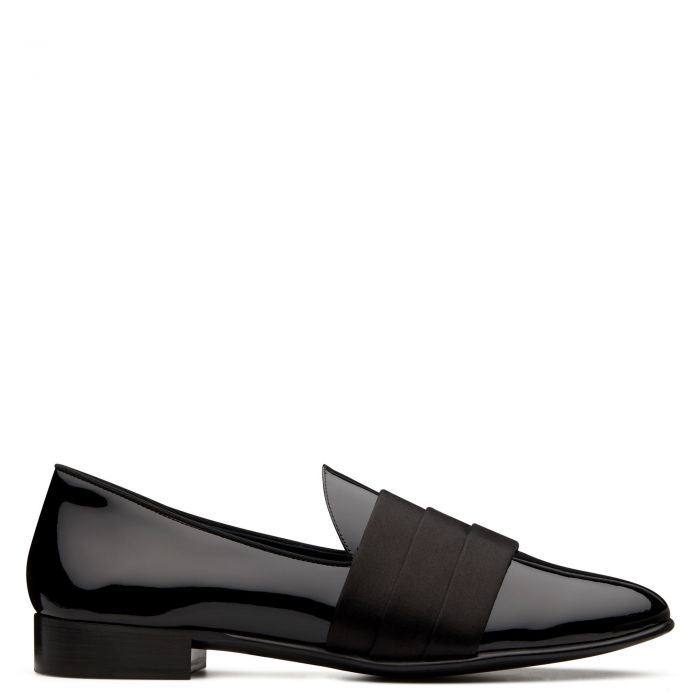 PATRICK - Black - Loafers