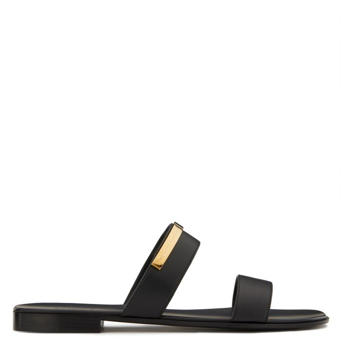 JOEL - Black - Sandals