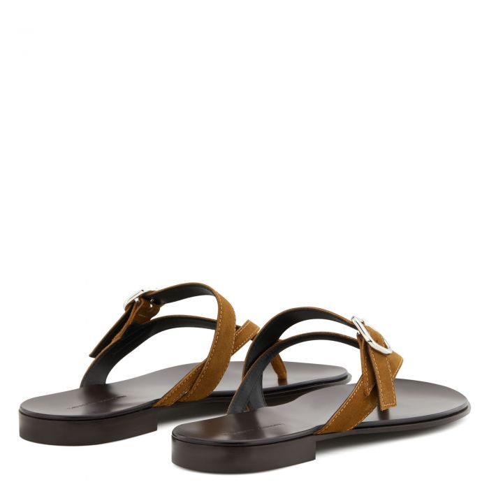 WILLIS - Brown - Sandals
