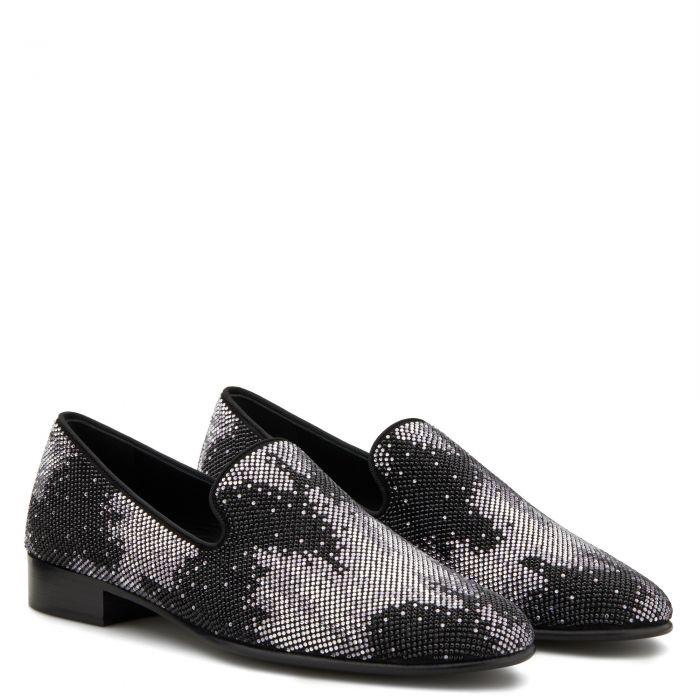 ERIK - Black - Loafers