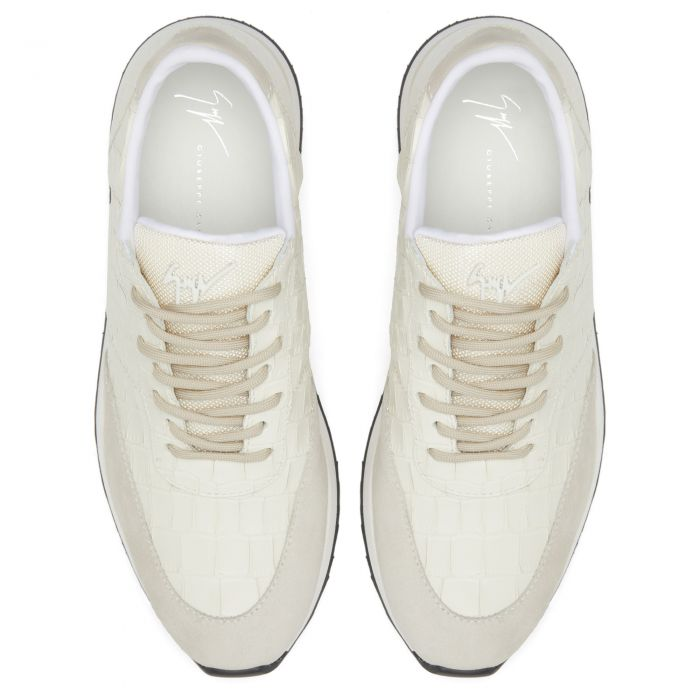 JIMI RUNNING - White - Low top sneakers