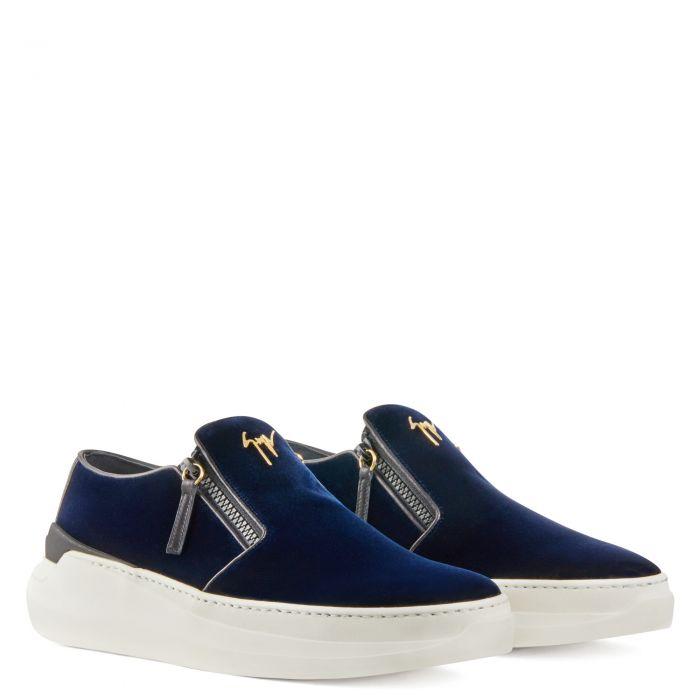 CONLEY ZIP - Blau - Loafer
