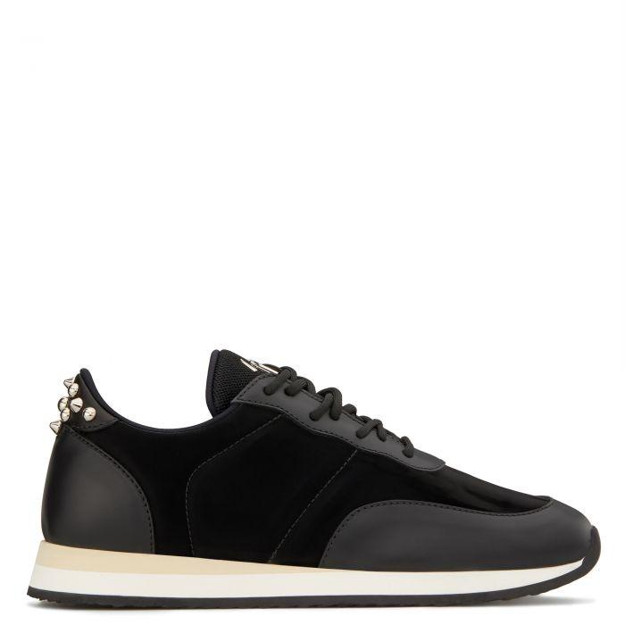JIMI RUNNING STUDS - Black - Low top sneakers
