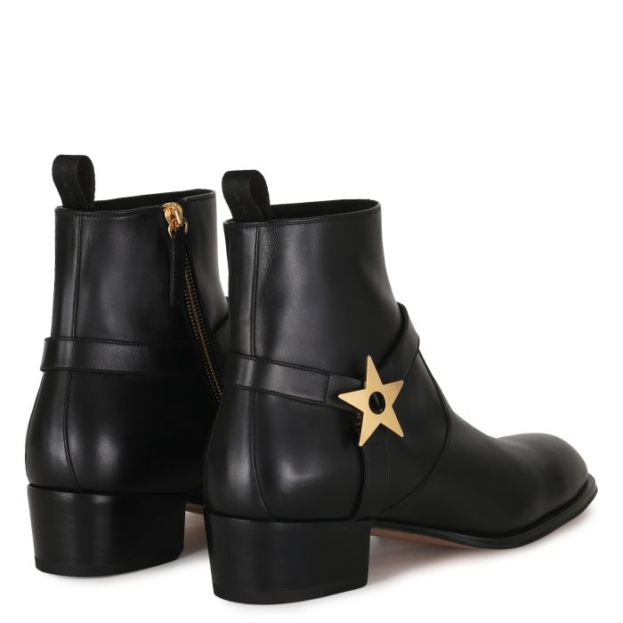 SHELDON STAR - Black - Boots