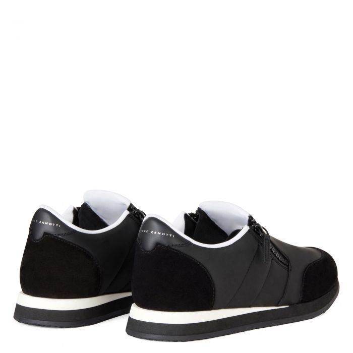 JIMI ZIP - Nero - Sneaker basse