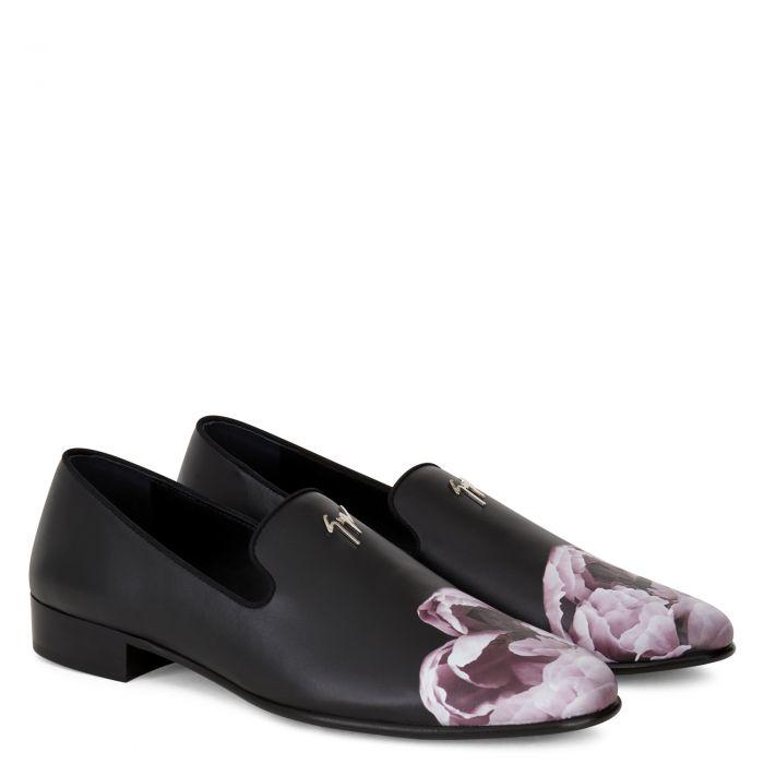 FOREVER BLOOM - Black - Loafers