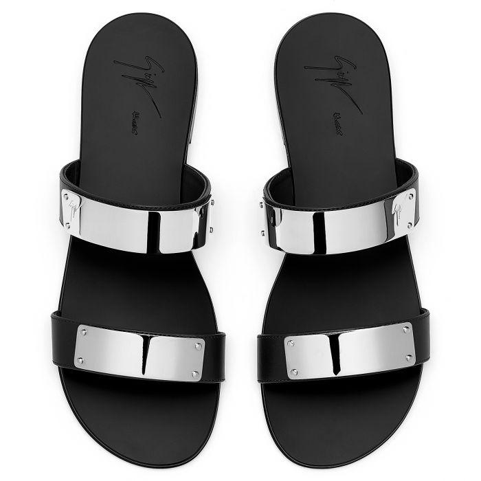 ZAK - Black - Sandals